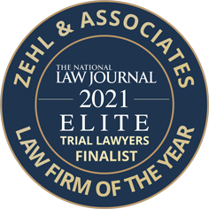 The National Law Journal Elite Trial Lawyers Finalist 2020