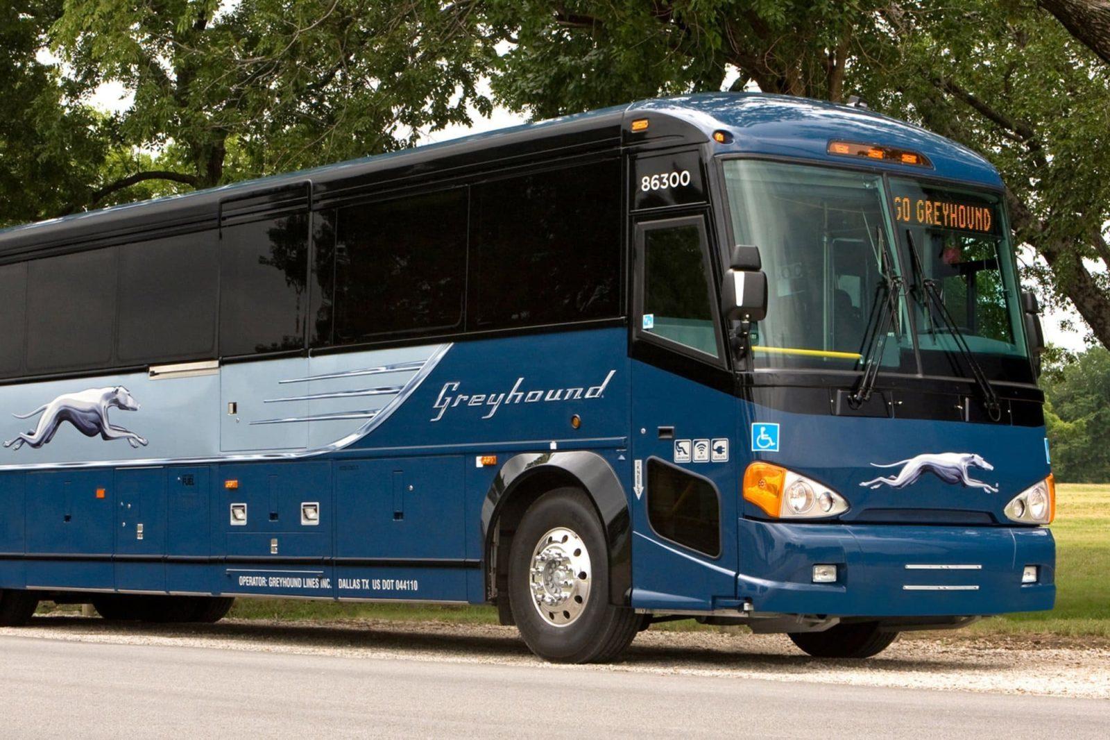 10 Injured in Greyhound Bus Accident | Greyhound Bus Crash