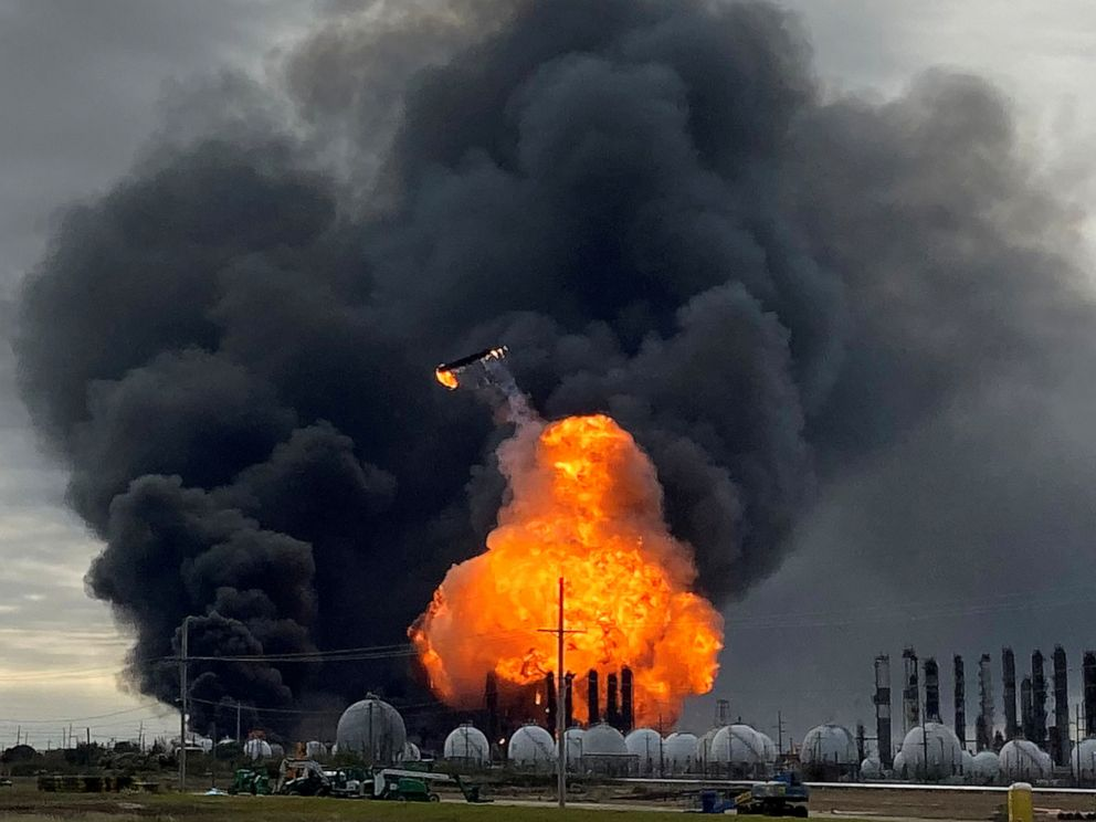 TPC Port Neches Plant Explosion Lawyer | Texas Plant Explosion Lawyer
